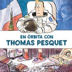 'En órbita con Thomas Pesquet', la hilarante vida de un astronauta