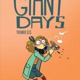 'Giant Days Volumen 6', ¿es posible que la serie siga mejorando? Lo es