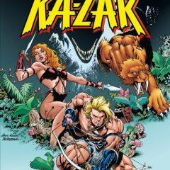 'Ka-Zar. La jungla de asfalto', Waid todoterreno