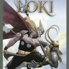 'Loki. Hermanos de sangre', Ribic en formato asombro