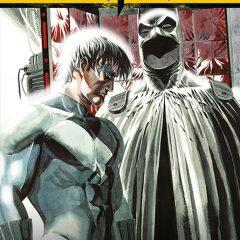 'Batman vol. 7: Extremaunción', transiciones