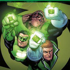 'Green Lantern Corps: Recarga', empieza un viaje intergaláctico inolvidable
