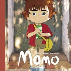 'Momo', entrañable hasta decir basta