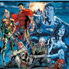 'Liga de la Justicia Volumen 4: Legado', una despedida a la altura