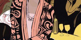 'Tamara de Lempicka', art decó en viñetas