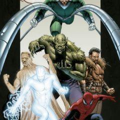 'Ultimate Spiderman 5. Los seis siniestros', épica