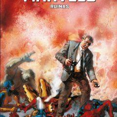'Marvels: Ruinas', Ellis tiñe de negro La Casa de las Ideas