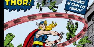'Marvel Gold El Poderoso Thor Volumen 1: ¡La Saga Comienza Aquí!', año cero mitológico