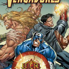'100% Marvel HC Los Vengadores: Primer Signo', toca apretar dientes