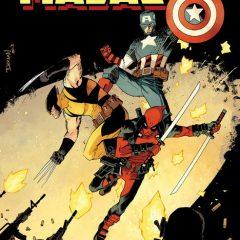 'Marvel Omnibus Masacre de Gerry Duggan Vol. 2: El Bueno, el Feo y el Malo', si hasta se pone serio
