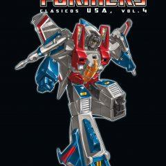 'Transformers Clásicos USA Volumen 4', con cuerda para rato