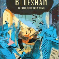'Bluesman. La maldición de Barry Brown', crímenes musicales
