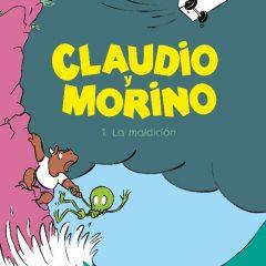 'Claudio y Morino 1. La maldición', entrañable surrealismo