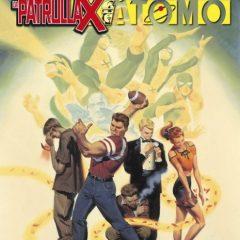 'La Patrulla-X. Hijos del átomo', mutantes a lo grande