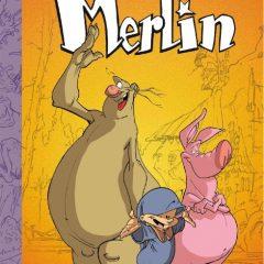 'Merlín. Integral 1', tempranas aventuras del hijo del diablo