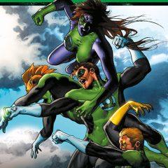 'Green Lantern Vol. 03: La Venganza de los Green Lanterns', rescate inesperado
