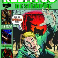 'Leyendas de Marvel: Relatos de Siempre', aquí huele a EC Comics…