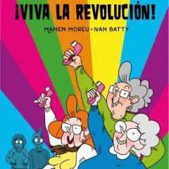 'Dolores y Lolo 2. ¡Viva la revolución!', ¿Tapujos? ¿Eso qué es?