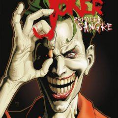 'Joker: Primera Sangre', de la gran pantalla a la viñeta
