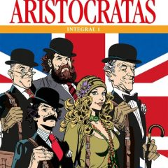 'Los Aristócratas Integral 1', high-class thieves