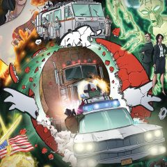'Cazafantasmas: América Encantada', espeluznante road trip