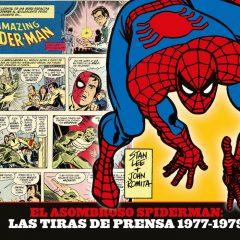 'El Asombroso Spiderman: Las Tiras de Prensa 1977-1979', con todo a favor