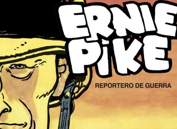 'Ernie Pike. Reportero de guerra', senderos de gloria