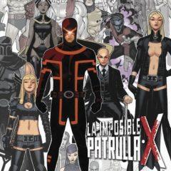 'La imposible Patrulla-X 7: Omega', adiós a un grande