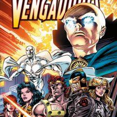 'Marvel Héroes – Los Vengadores: La Llegada de Proctor', vistiendo chaquetas