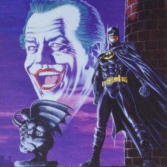 'Batman: Adaptación Oficial de la película de Tim Burton', carretones de nostalgia