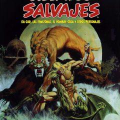 'Biblioteca Relatos Salvajes Volumen 1', la vida no termina en Conan