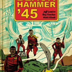 'Black Hammer ´45', y ahora una de guerra