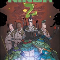 'Cazafantasmas & Tortugas Ninja Volumen 2', Nostalgia Ochentera approved