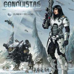 'Conquistas vol.1: Islandia/Deluvenn', bajo el influjo de Cameron