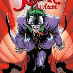 'Joker Asylum', compendio de malosos