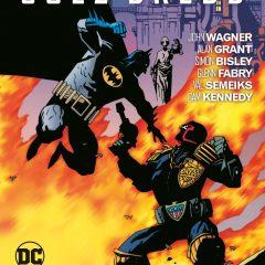 'Batman / Juez Dredd', dos súper dos