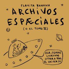 'Archivos espaeciales', ahora, con pandemia incluida