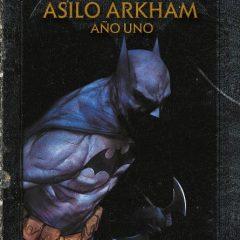 'Asilo Arkham: Año uno', popurrí de villanos