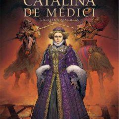 'Catalina de Medici. La reina maldita', compleja, fascinante y de una belleza sin par