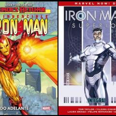 Dos versiones para un caballero de hierro