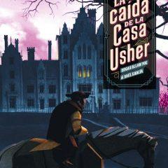 'La caída de la casa Usher', animación en viñetas