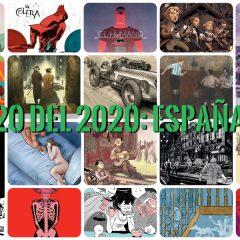 20 del 2020 (III): el tebeo español