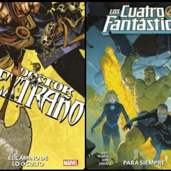 Dos Premieres para grandes ideas: Doctor Extraño y los 4 Fantásticos
