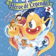 'Pepino. Héroe de leyenda 2: el Reino de las Olas', aún más cuqui