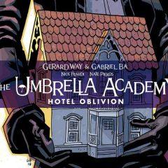 'The Umbrella Academy 3: Hotel Oblivion', en cartoné todo sabe mejor