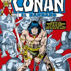 'Marvel Omnibus Conan El Bárbaro: La Etapa Marvel Original Vol. 3′, mandobles de nostalgia