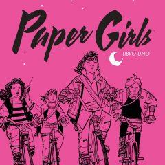 'Paper Girls Libro Uno', aquí puede pasar de todo