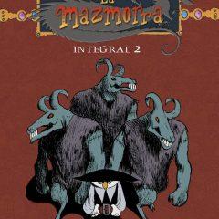 'La Mazmorra. Integral 2', de orígenes y monstruos