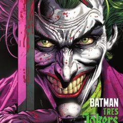 'Batman. Tres Jokers num.1', más allá del homenaje