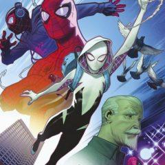 'Ghost Spider 3. Tiempo de perros', nuestra arácnida favorita